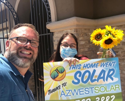 Residential Solar in Surprise