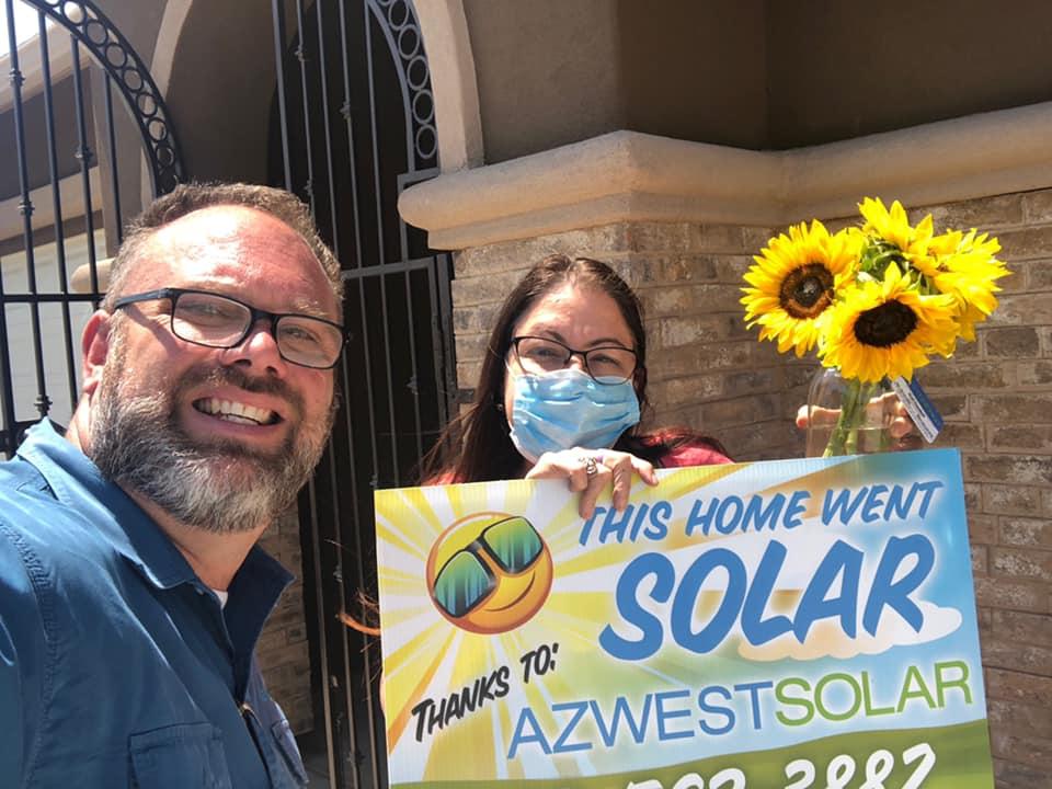 Residential Solar in Surprise