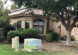 Scottsdale Home Solar Installation