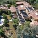One of a Kind, Custom Home Solar in Paradise Valley - AZ West Solar