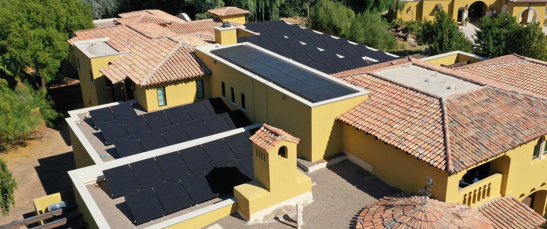 AZ WEST SOLAR Company in Phoenix   Maricopa County Solar Electric Installations