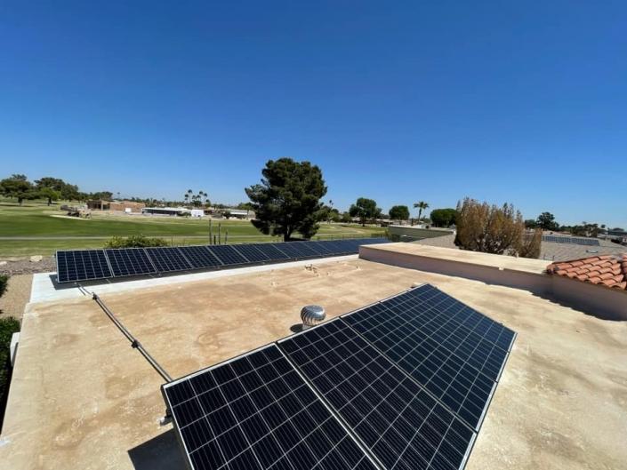 Solar Install for Homeowners in Sun City, AZ