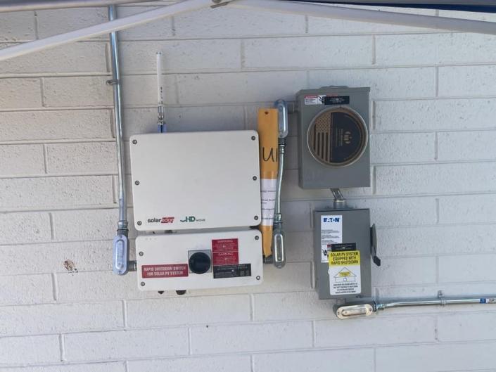 Sun City Residential Solar System Installation