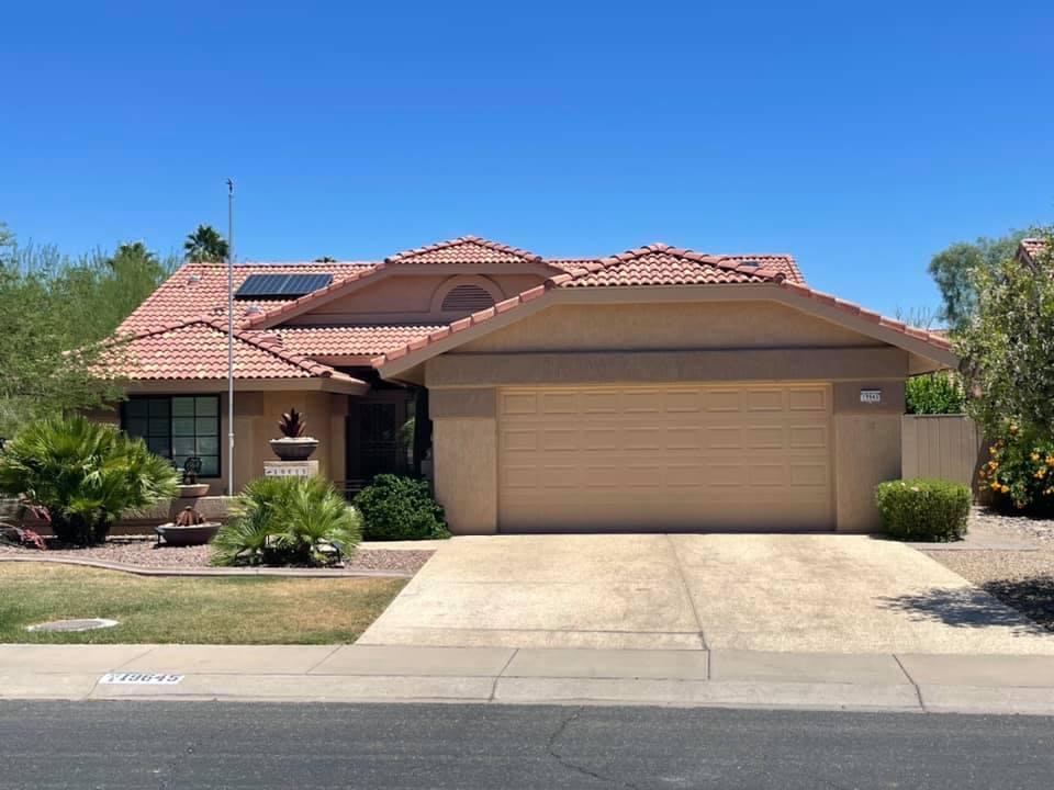 Sun City West Residential Solar Install