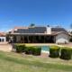 Residential Solar Install in Gilbert, Arizona